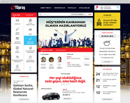 Tüpraş Intranet